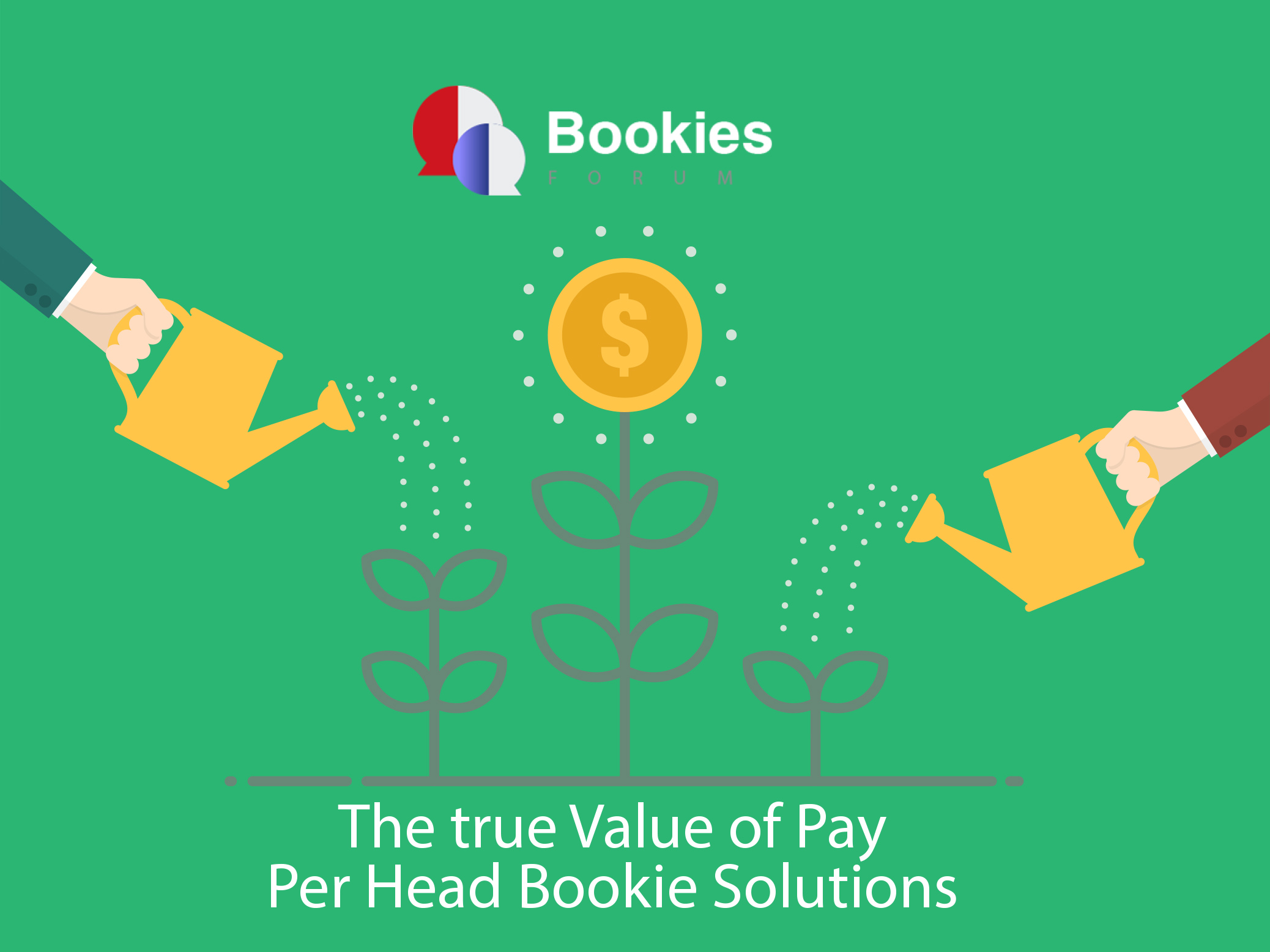 The True Value of Pay Per Head Bookie Solutions