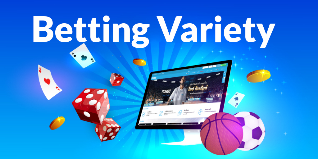 Betting Variety is a Bookies Best Friend